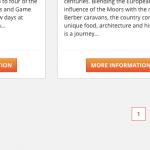 Adding pagination to custom post types in Wordpress